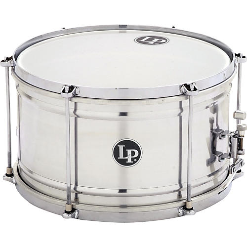 LP Aluminum Caixa Snare Drum 7 x 12
