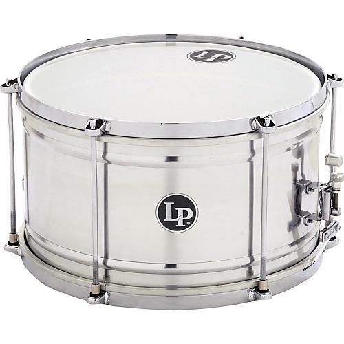 LP Aluminum Caixa Snare Drum 7X12