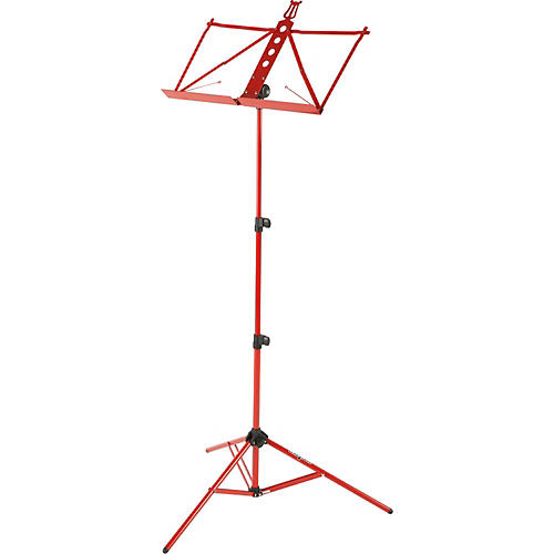 Strukture Aluminum Music Stand Red