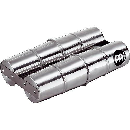 Meinl Aluminum Samba Double Shaker Silver Medium