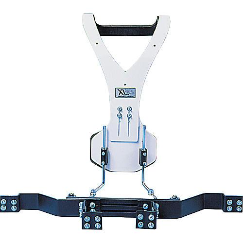 XL Specialty Percussion Aluminum Vest Lite Omni Rail Quint / Sept Marching Carrier