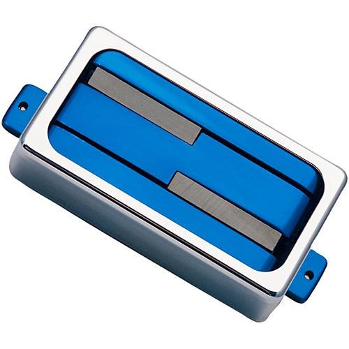 Lace Alumitone Aluma Captain Humbucker Guitar Pickup Chrome / Blue Bridge or Neck