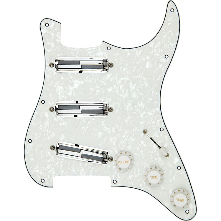 Lace Alumitone Pre-Loaded Pickguard S/S/S