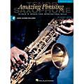 Hal LeonardAmazing Phrasing - Tenor Saxophone