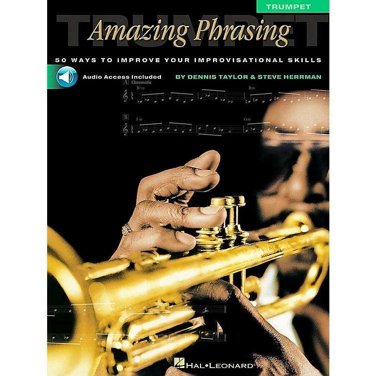 Hal LeonardAmazing Phrasing - Trumpet (Trumpet)