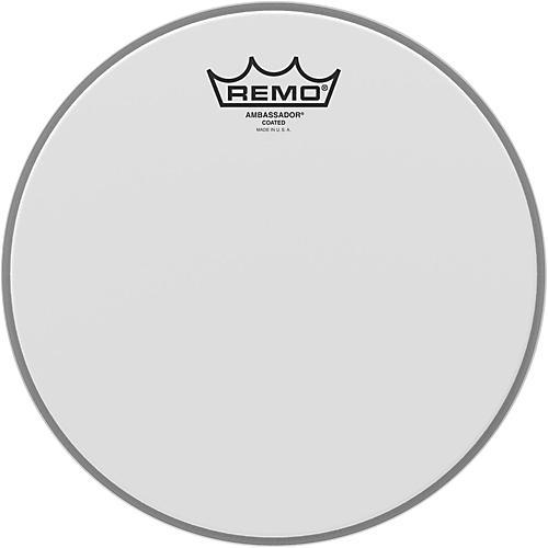 Remo Ambassador Coated Head  10 in.
