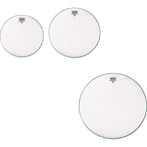 Remo Ambassador Coated New Fusion Tom Drumhead Pack