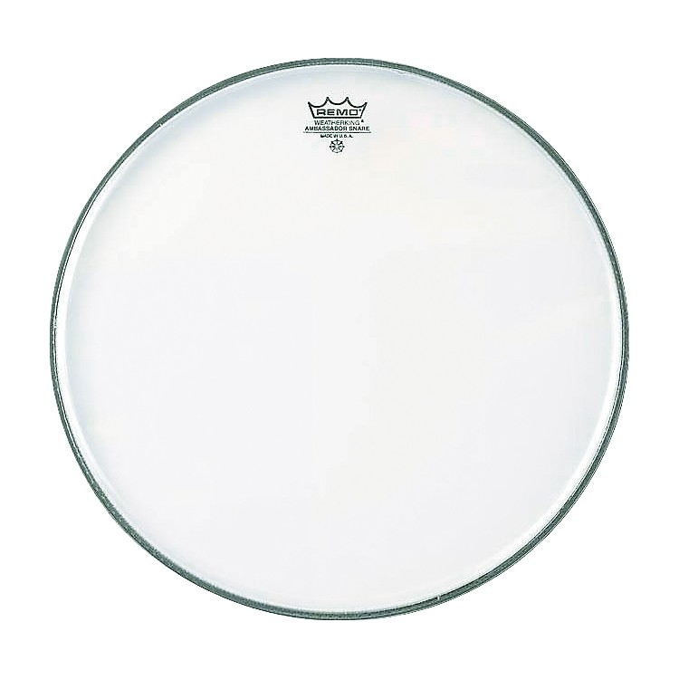Remo Ambassador Hazy Snare Side Head  15 Inches