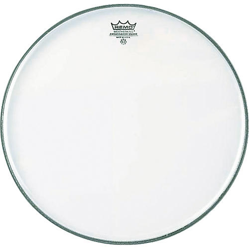 Remo Ambassador Hazy Snare Side Head  14 in.