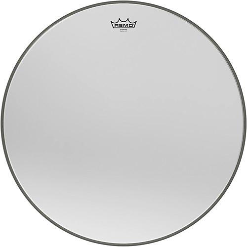 Remo Ambassador Starfire Chrome Bass Drumhead-thumbnail