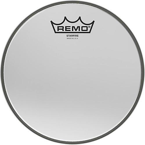Remo Ambassador Starfire Chrome Tom Head-thumbnail