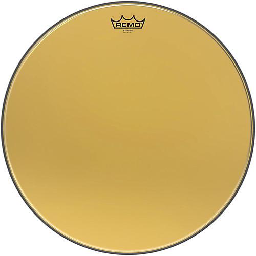 Remo Ambassador Starfire Gold Drum Head 18 in.