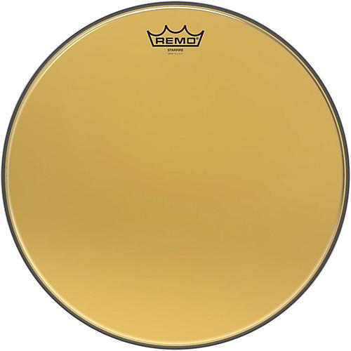 Remo Ambassador Starfire Gold Tom Head