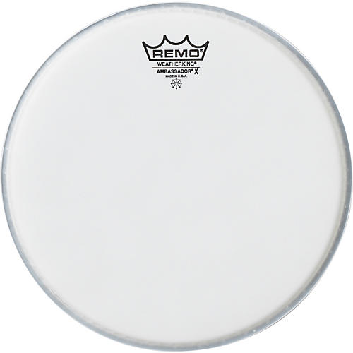 Remo Ambassador X Coated Drumhead 10 in.