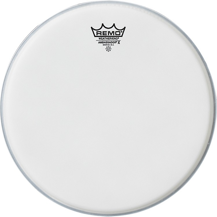 Remo Ambassador X Coated Drumhead 12 Inch