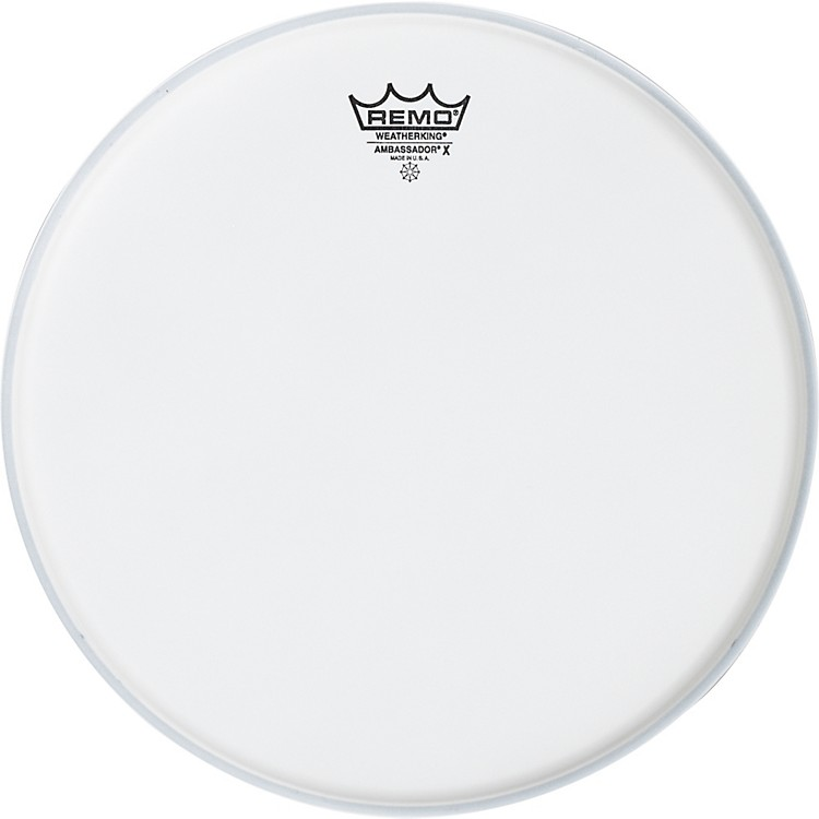 Remo Ambassador X Coated Drumhead 13 Inch