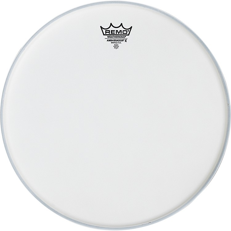 Remo Ambassador X Coated Drumhead 14 Inch