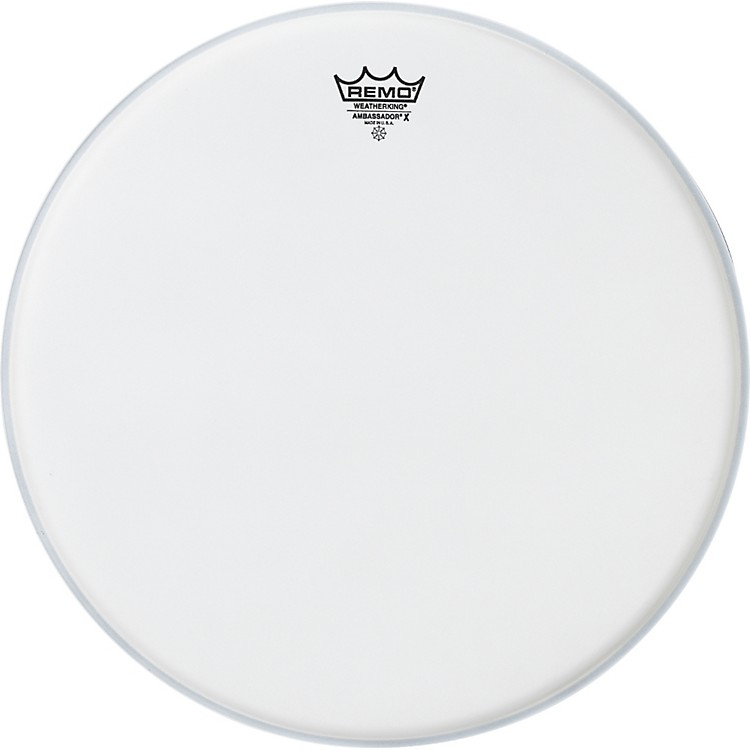 Remo Ambassador X Coated Drumhead 16 Inch