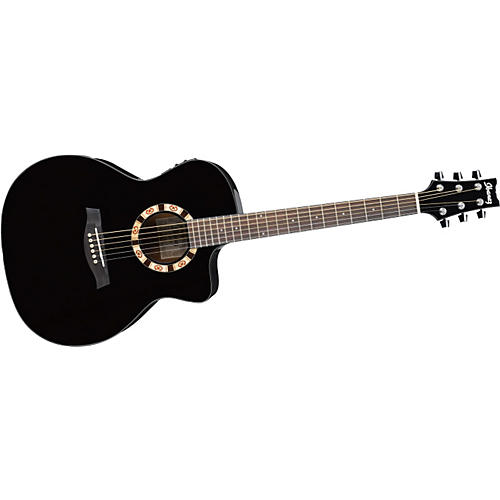 Ibanez Ambiance Series A100E Acoustic-Electric Guitar