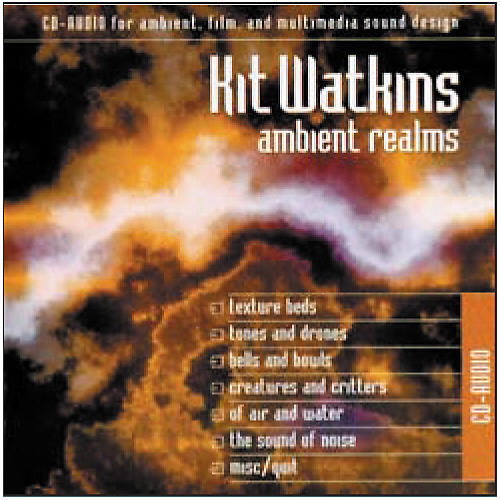 Q Up Arts Ambient Realms CD Audio-thumbnail