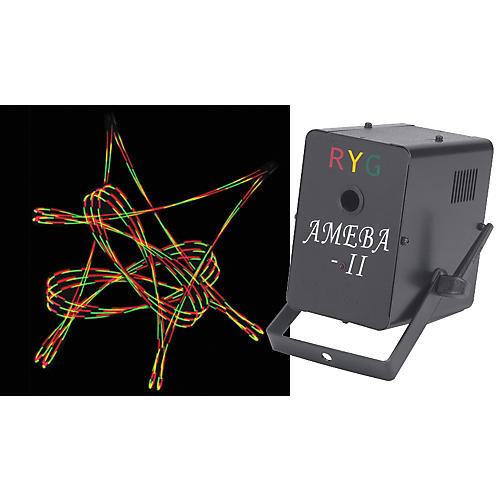 Omnisistem Ameba DMX Multicolor Laser-thumbnail