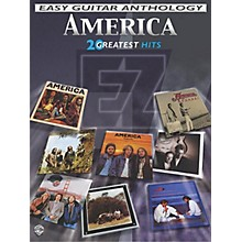 Alfred America - Easy Guitar Anthology (20 Greatest Hits) Easy Guitar Series Softcover Performed by America