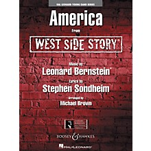 Hal Leonard America (from west Side Story) Full Score Concert Band