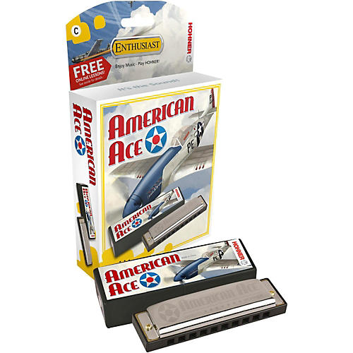 Hohner American Ace Harmonica