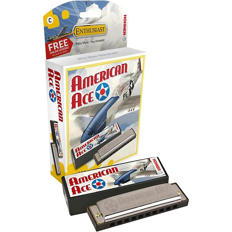 HohnerAmerican Ace Harmonica