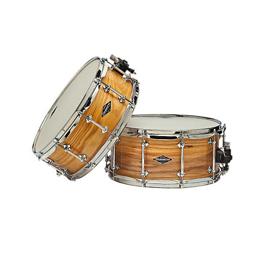 Craviotto American Ash Snare Drum with Natural Satin Oil Finish American Ash 14x5.5 Inch