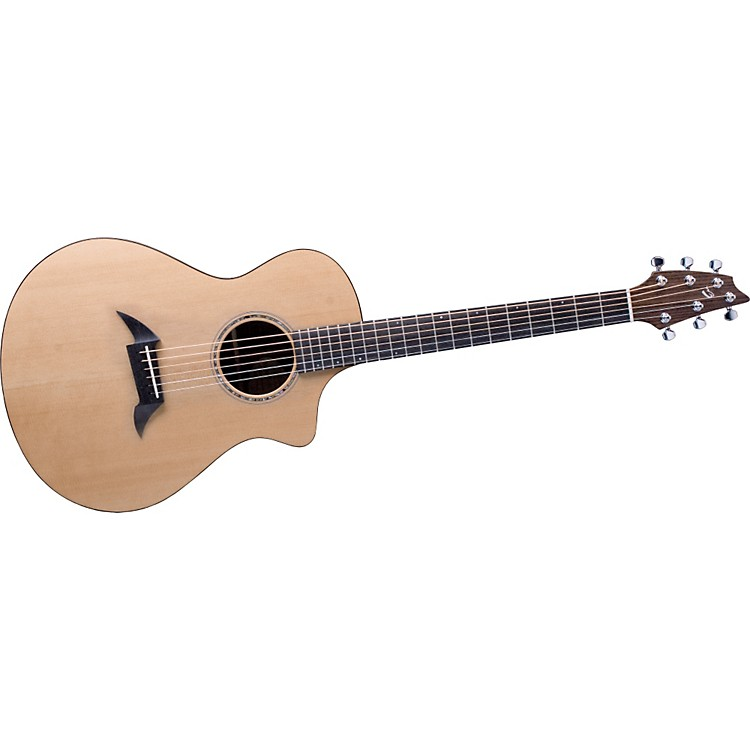 BreedloveAmerican C25/SSe Concert Soft Cutaway Acoustic-Electric Guitar