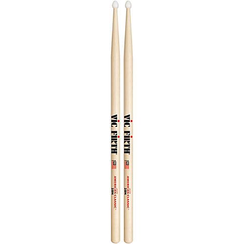 Vic Firth American Classic Hickory Drumsticks Nylon 2B