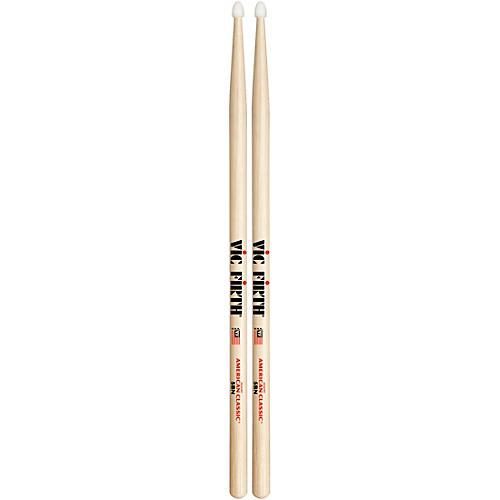Vic Firth American Classic Hickory Drumsticks Nylon 5B