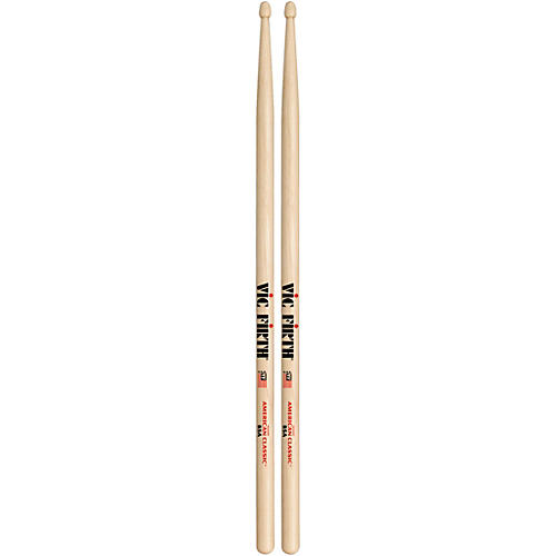 Vic Firth American Classic Hickory Drumsticks Wood 85A