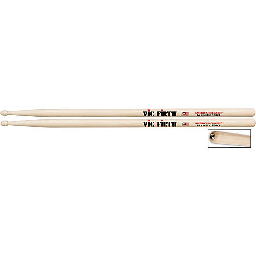 vic firth american classic kinetic force drumsticks 5a wood musician 39 s friend. Black Bedroom Furniture Sets. Home Design Ideas