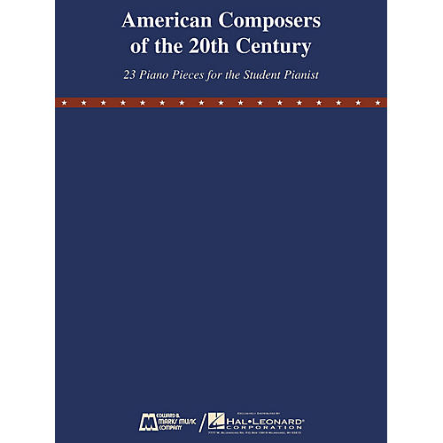 Edward B. Marks Music Company American Composers of the 20th Century E.B. Marks Series Softcover Composed by Various-thumbnail