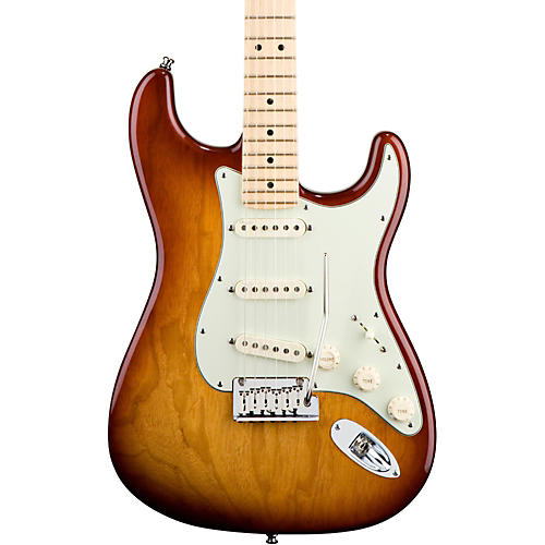 Fender American Deluxe Stratocaster Ash Electric Guitar-thumbnail