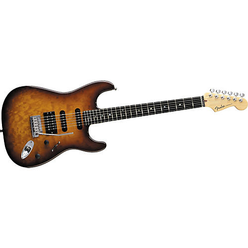 Fender American Deluxe Stratocaster QMT Electric Guitar