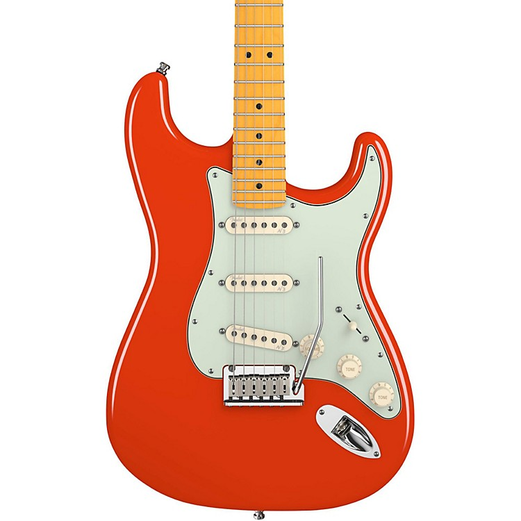 Fender American Deluxe Stratocaster V-Neck Electric Guitar
