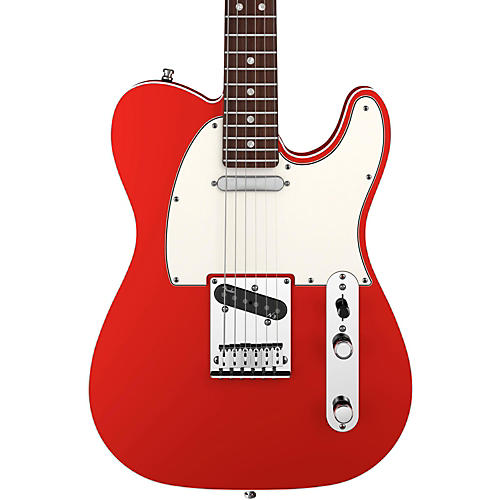 Fender American Deluxe Telecaster Electric Guitar Candy
