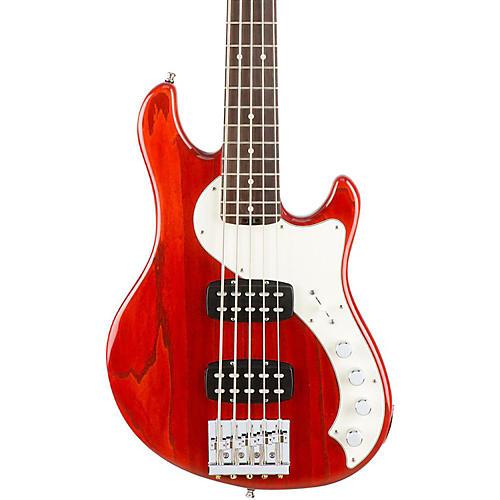 Fender American Elite Dimension Bass V HH, Rosewood, Electric Bass Guitar-thumbnail