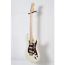 Fender American Elite Maple Stratocaster Electric Guitar Level 2 Olympic Pearl 888366057780