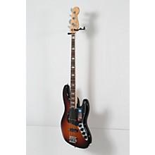 Fender American Elite Rosewood Fingerboard Jazz Bass Level 2 3-Color Sunburst 190839102171