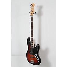 Fender American Elite Rosewood Fingerboard Jazz Bass Level 2 3-Color Sunburst 190839107367