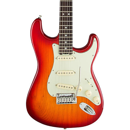 Fender American Elite Rosewood Stratocaster Electric Guitar-thumbnail