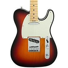American Elite Telecaster Maple Fingerboard Electric Guitar 3-Color Sunburst