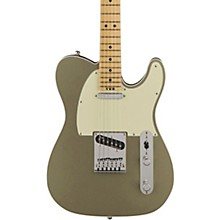 Fender American Elite Telecaster Maple Fingerboard Electric Guitar Champagne