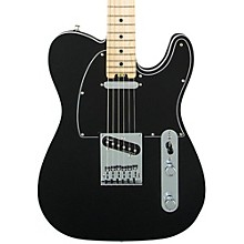American Elite Telecaster Maple Fingerboard Electric Guitar Mystic Black