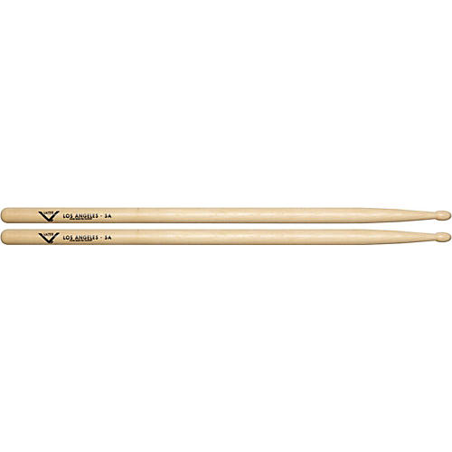 Vater American Hickory 5A Drumsticks  Wood