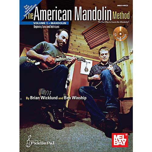 Mel Bay American Mandolin Method Volume 1